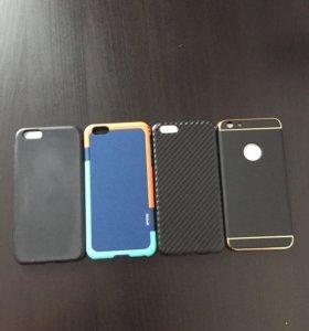 Чехлы на айфон 6+, 6s+