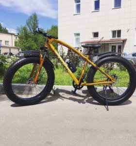 Велосипед Fat bike yagyar