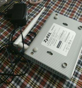Wi-Fi роутер Zyxel Lite