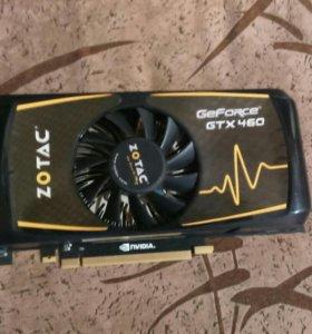 ZOTAC GeForce GTX 460 Synergy Edition