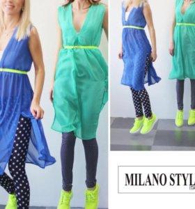 Платье туника. Италия