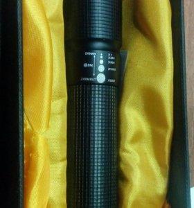 Яркий фонарик FA-501(AA)