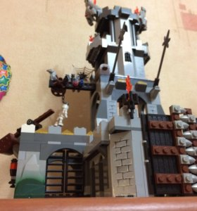 Оригинальный лего(конструктор)замок