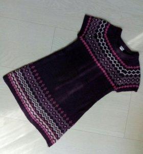 Вязанное платье Глория Джинс