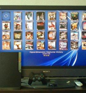 PS3 Rebug 4.82 + 15 игр + FIFA18