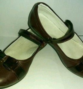 Туфли для девочки, 32 р-р