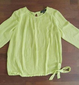 Шифоновая блузка Waggon