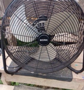 Напольный вентилятор Bork p511 б/у
