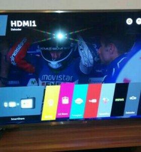 LG Smart TV WiFi 3d 42 дюйма