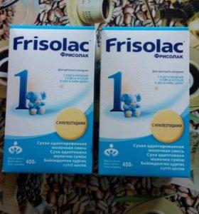 Детская смесь Frisolac1 с рождения