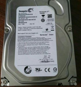 Продам HDD 1.5Tb