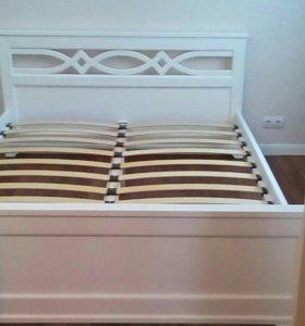 Кровать из массива дерева, от производителя!