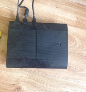 Ps3 Super Slim + игры