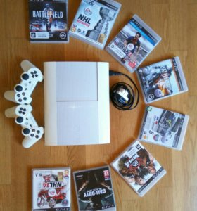 PlayStation 3 super Slim (500Gb) PS3