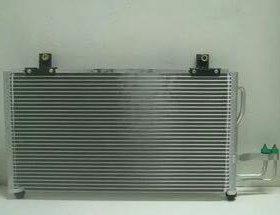 Kia Spectra радиатор охлаждения и кондиционера