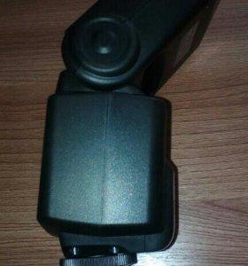 Новая Фотовспышка Meike speedlite MK410