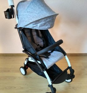 Удобная и стильная коляска BabyTime