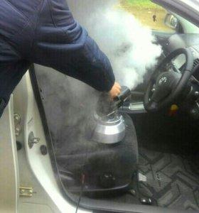 """Устранение посторонних запахов """" сухим туманом"""""""