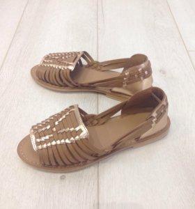 Обувь Сандалии asos 33 размера на широкую ножку