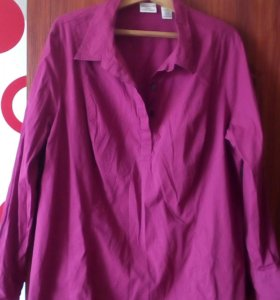 Блуза-рубашка- батник