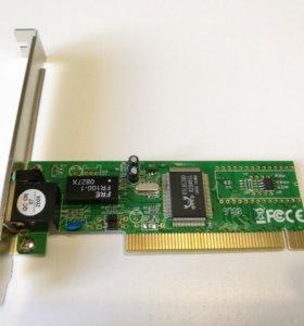 Сетевая карта Acorp L-100S 100mbit PCI
