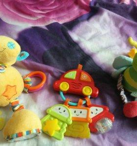 Подвесные игрушки