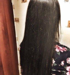 Натуральные волосы для нарашивания