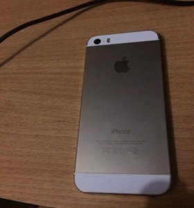 IPHONE 📱 5 S Gold