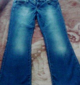 джинсы женские 32-34