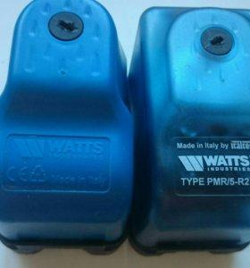 Реле давления Watts немного б/у. Италия.