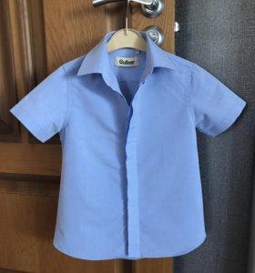 Рубашка для мальчика, 128 рост