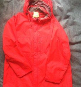 Куртка ветровка 54 размер