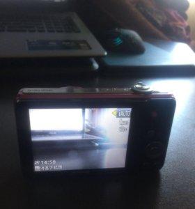 Фотоаппарат OLIMPUS (HD)