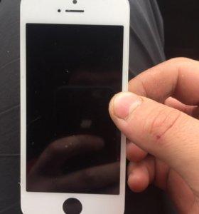 Дисплей айфон 5 новый