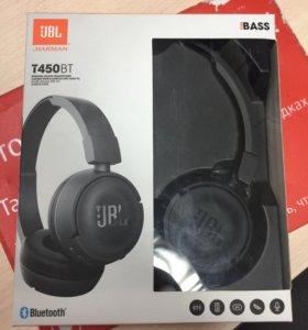 Новые/Наушники JBL BLUETOOTH T450BT