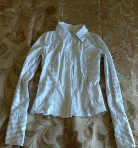 2 рубашки ZARA, ZOLLA