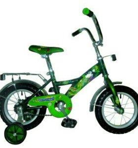 Велосипед нупогоди детям от 3 до 5 лет