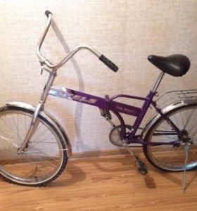 Велосипед Stels взрослый
