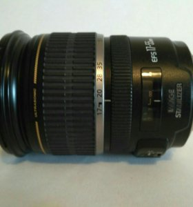 Canon ef-s 17-55 mm f/2.8
