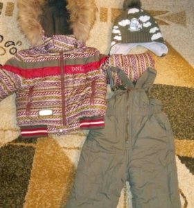Зима,верхняя одежда