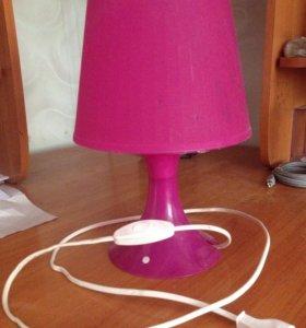 Отличная лампа с очень красивым светом!