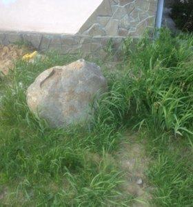 Камни для дизайна участка .