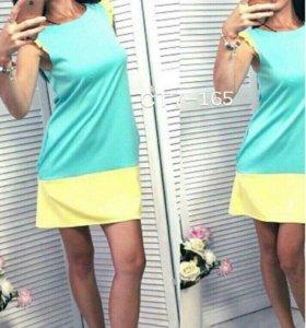 Новое летнее платье 👗42 размер.