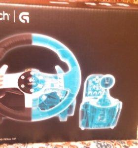 Logitech G27