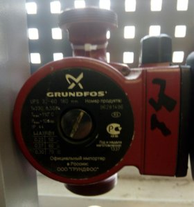 Насос Grundfos 32-60 б/у, 32-80