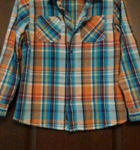 Рубашка на подростка (9-11 лет) 👕