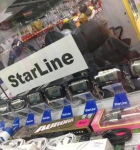 Новые брелки  STARLINE