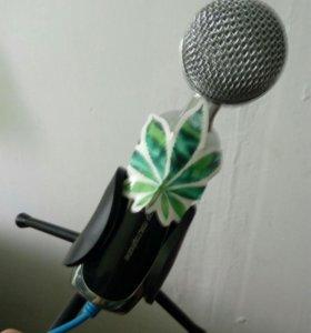 Микрофон студийный 922b usb