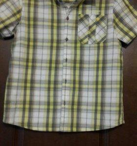 Рубашка на мальчика (11-13 лет) 👕