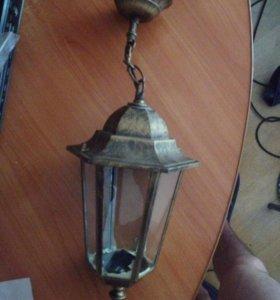 Светильник новый